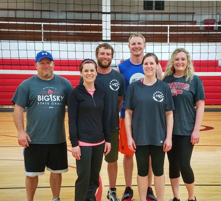 054b2e83898 FMDH (The Champs)  Pictured left to right  Back Row  Brian Burleson